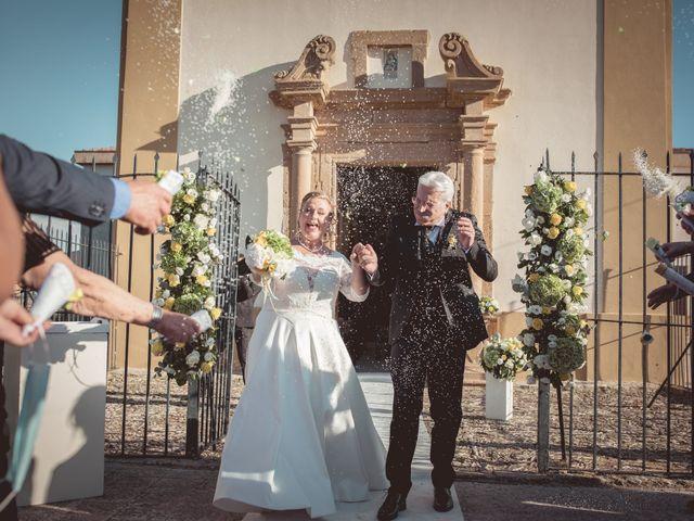 Il matrimonio di Rosalba e Angelo a Pietraperzia, Enna 41