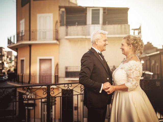 Il matrimonio di Rosalba e Angelo a Pietraperzia, Enna 43