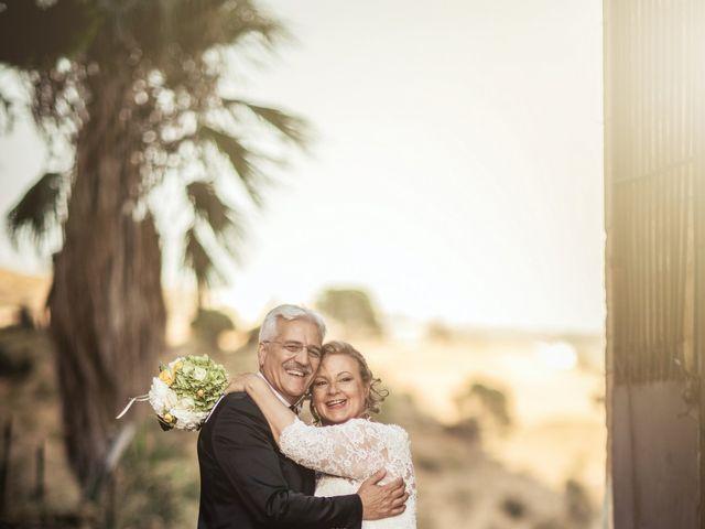 Il matrimonio di Rosalba e Angelo a Pietraperzia, Enna 45