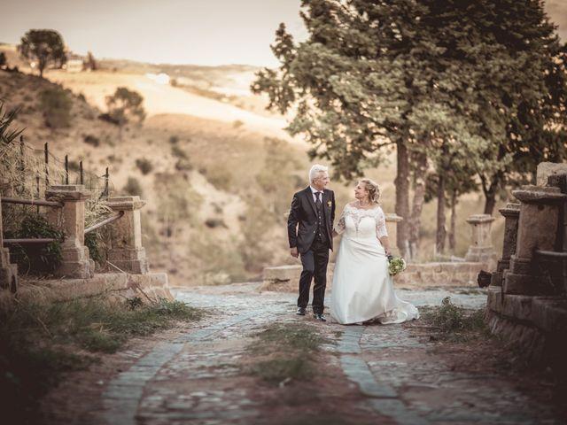 Il matrimonio di Rosalba e Angelo a Pietraperzia, Enna 47