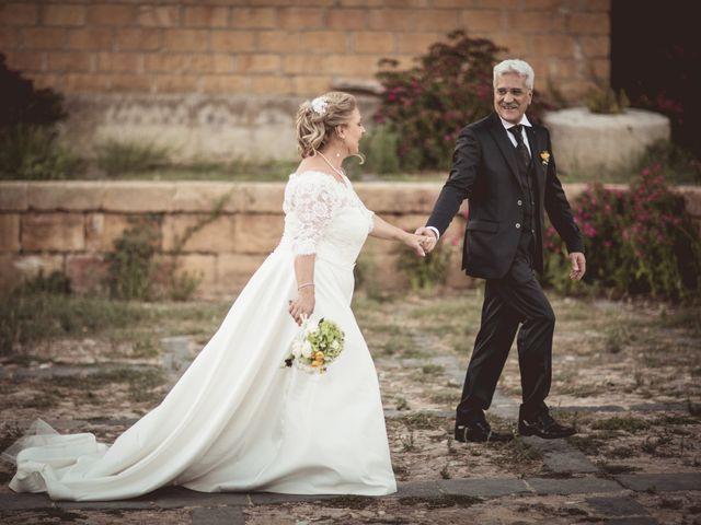 Il matrimonio di Rosalba e Angelo a Pietraperzia, Enna 49