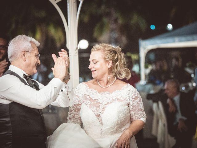 Il matrimonio di Rosalba e Angelo a Pietraperzia, Enna 82