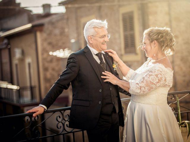 Il matrimonio di Rosalba e Angelo a Pietraperzia, Enna 89