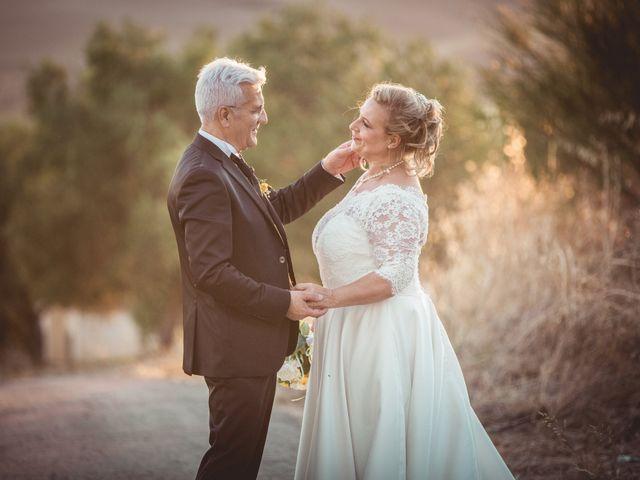 Il matrimonio di Rosalba e Angelo a Pietraperzia, Enna 90