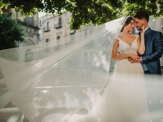 Le nozze di Giusi e Rosario