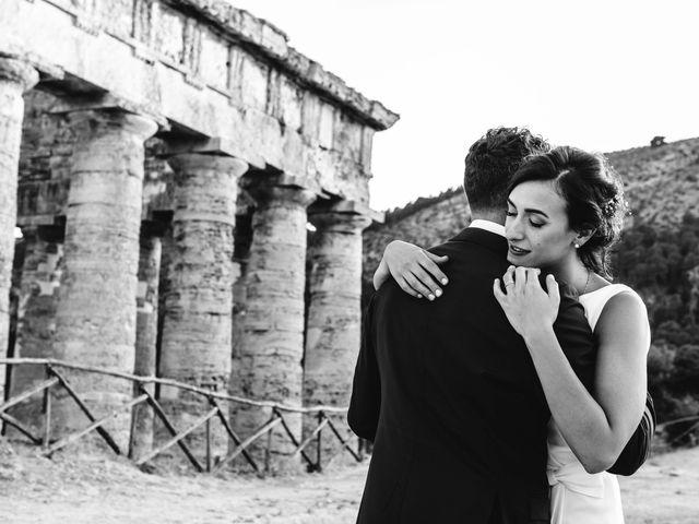 Il matrimonio di Lucia e Giuseppe a Calatafimi-Segesta, Trapani 2