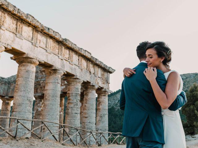 Il matrimonio di Lucia e Giuseppe a Calatafimi-Segesta, Trapani 17
