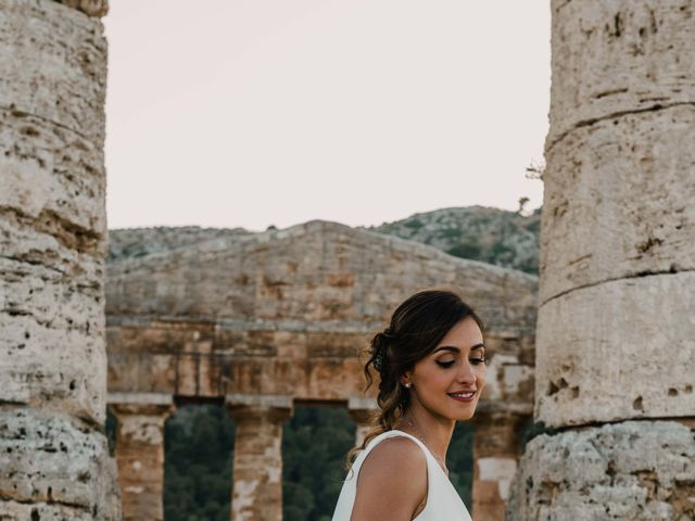 Il matrimonio di Lucia e Giuseppe a Calatafimi-Segesta, Trapani 18