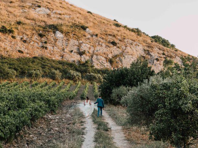 Il matrimonio di Lucia e Giuseppe a Calatafimi-Segesta, Trapani 20