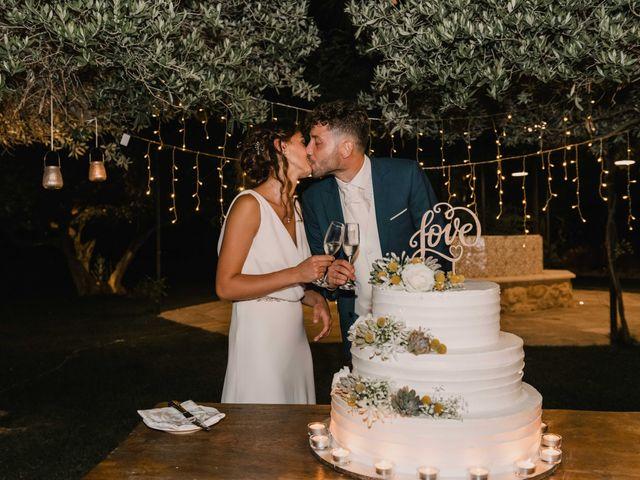 Il matrimonio di Lucia e Giuseppe a Calatafimi-Segesta, Trapani 32