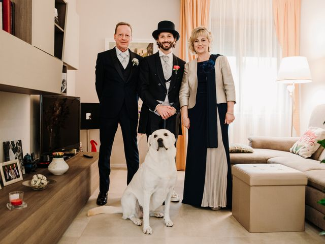 Il matrimonio di Roberto e Claudia a Castelfiorentino, Firenze 17