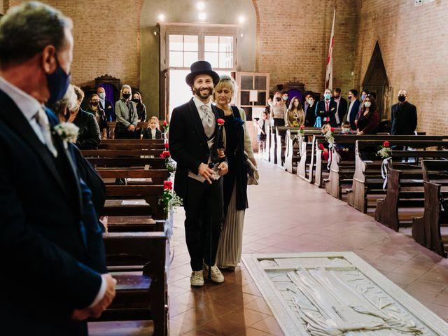 Il matrimonio di Roberto e Claudia a Castelfiorentino, Firenze 22