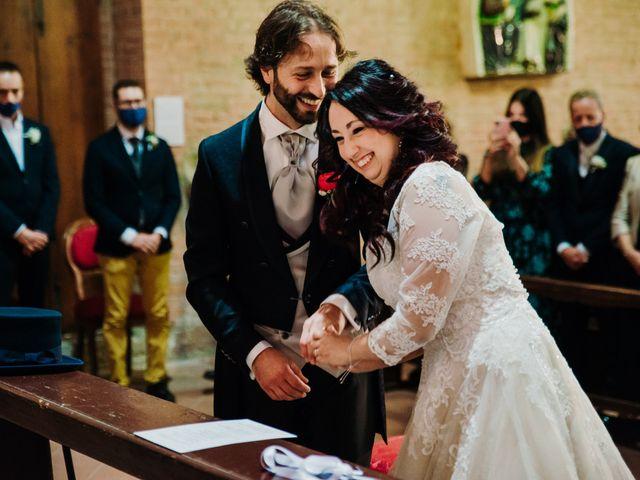 Il matrimonio di Roberto e Claudia a Castelfiorentino, Firenze 26