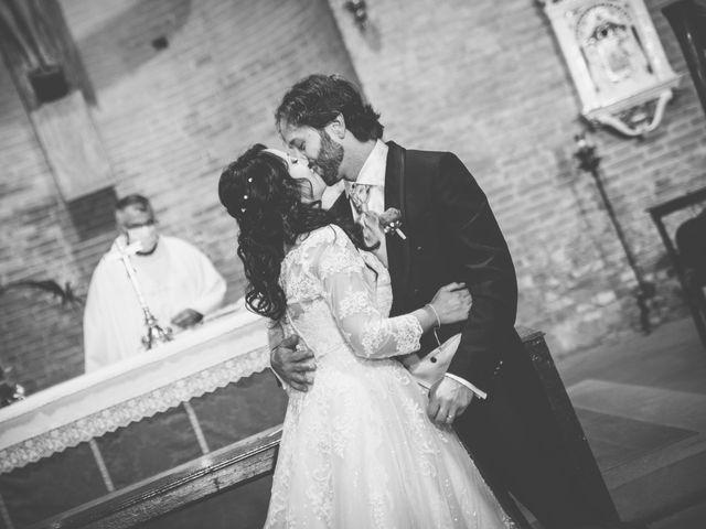 Il matrimonio di Roberto e Claudia a Castelfiorentino, Firenze 27