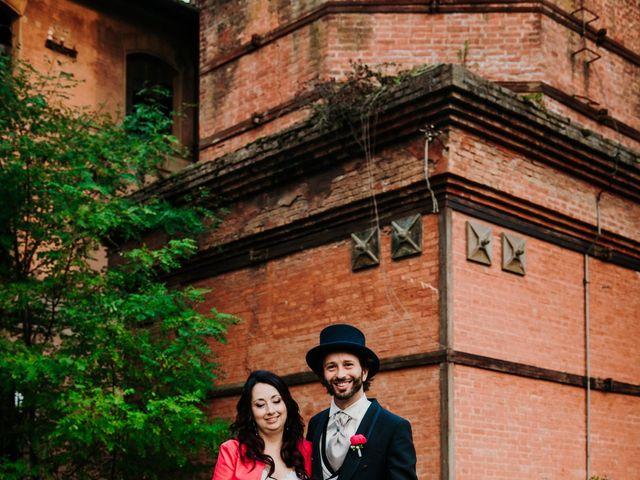 Il matrimonio di Roberto e Claudia a Castelfiorentino, Firenze 40
