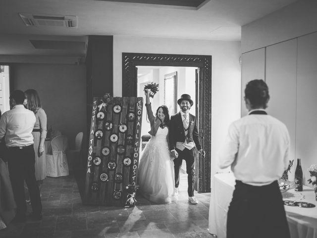 Il matrimonio di Roberto e Claudia a Castelfiorentino, Firenze 50