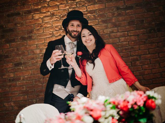 Il matrimonio di Roberto e Claudia a Castelfiorentino, Firenze 51