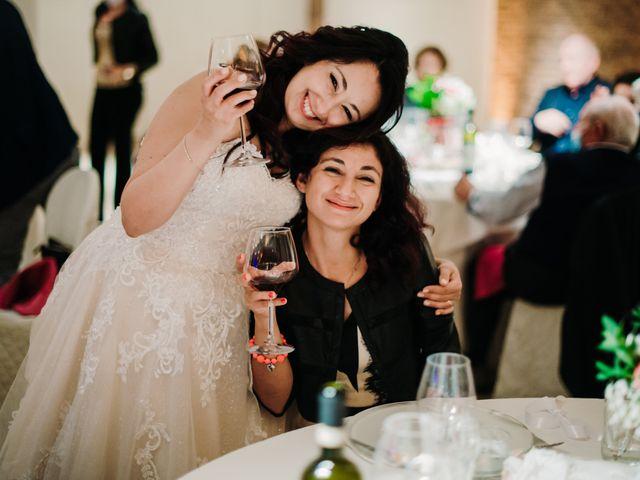 Il matrimonio di Roberto e Claudia a Castelfiorentino, Firenze 52