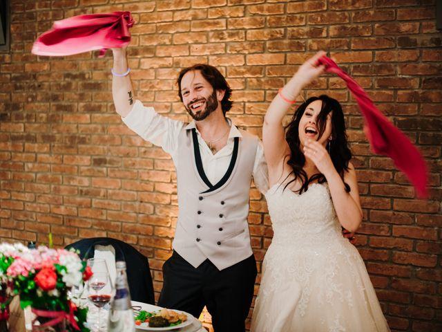 Il matrimonio di Roberto e Claudia a Castelfiorentino, Firenze 53