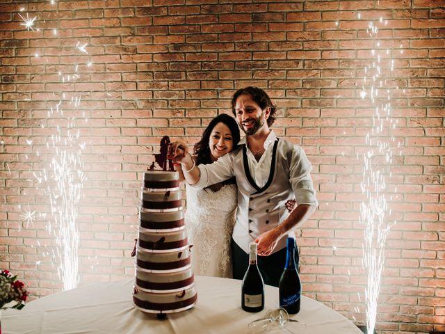 Il matrimonio di Roberto e Claudia a Castelfiorentino, Firenze 56