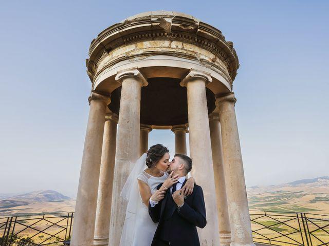 Le nozze di Carmen e Ferdinando