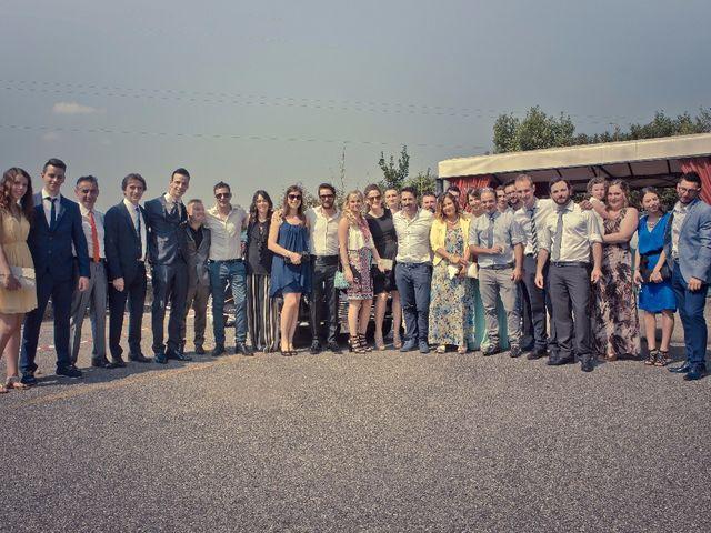 Il matrimonio di Stefano e Melania a Bergamo, Bergamo 41