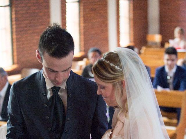 Il matrimonio di Stefano e Melania a Bergamo, Bergamo 59