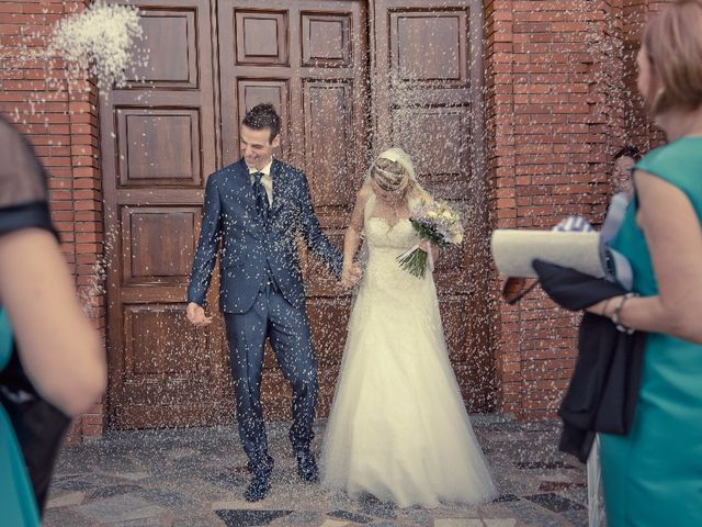 Il matrimonio di Stefano e Melania a Bergamo, Bergamo 71