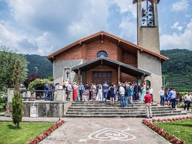 Il matrimonio di Stefano e Melania a Bergamo, Bergamo 74