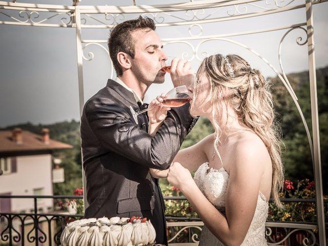 Il matrimonio di Stefano e Melania a Bergamo, Bergamo 118