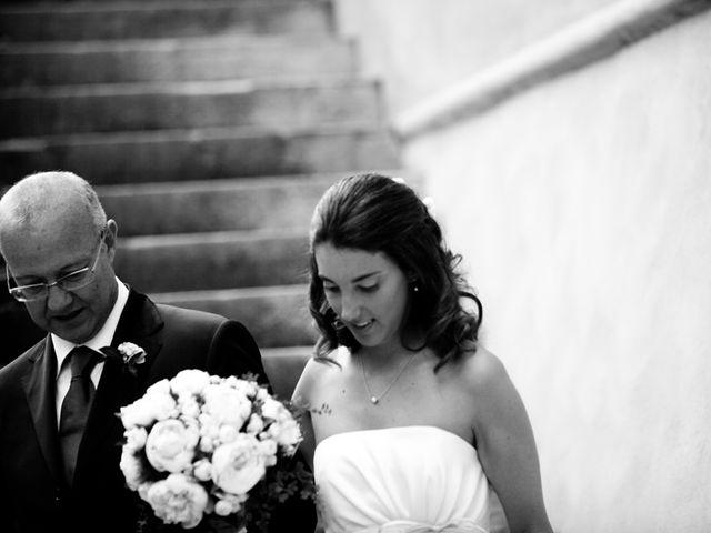 le nozze di Federica e Timo