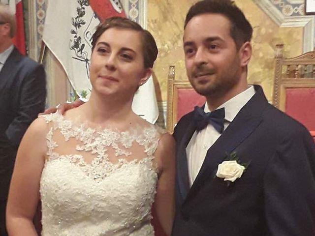 Il matrimonio di Michele  e Elena a Chiusi, Siena 4