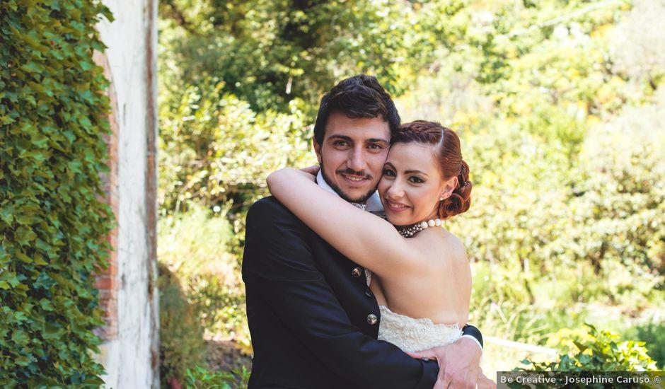 Il matrimonio di Giuseppe e Giada a Terme Vigliatore, Messina