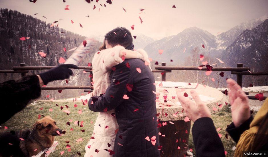 Il matrimonio di Pietro e Alessia a Aosta, Aosta