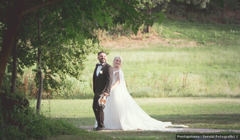 Il matrimonio di Ivan e Valentina a Galgagnano, Lodi