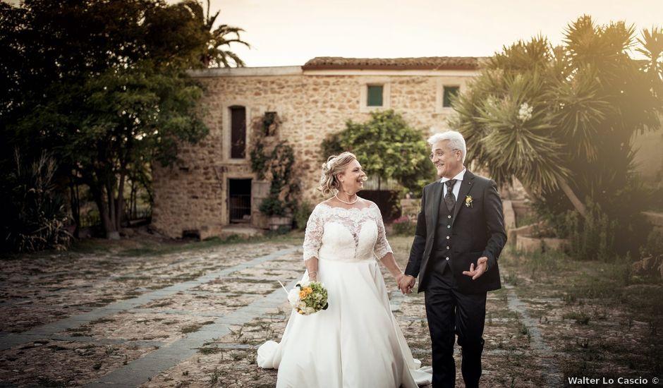 Il matrimonio di Rosalba e Angelo a Pietraperzia, Enna