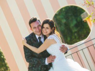 Le nozze di Lavinia e Gian Pietro