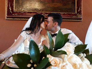 Le nozze di Tetyana e Giuseppe