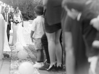 Le nozze di Jessica e Omar 1