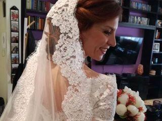 Le nozze di Carolina e Doriano 1