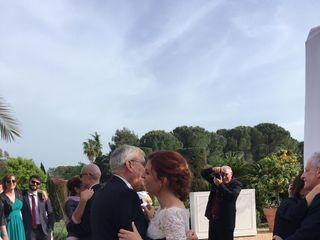 Le nozze di Carolina e Doriano 2