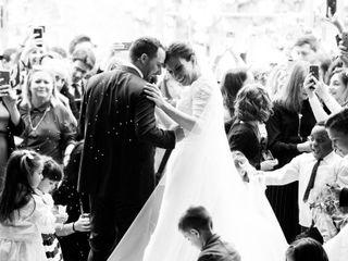 Le nozze di Carolina e Doriano