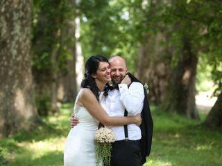 Le nozze di Arianna e Luca