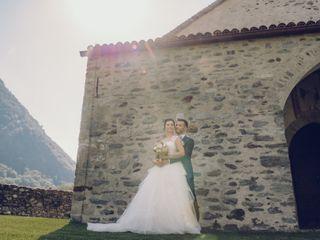 Le nozze di Nastassja e Teo