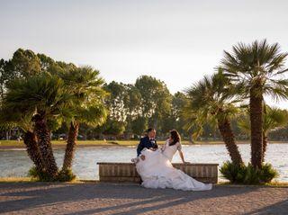 Le nozze di Maria Grazia e Valentino