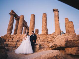 Le nozze di Valeria e Antonio 1