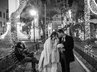Le nozze di Alessio e Lina