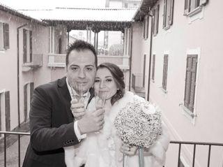 Le nozze di Tanya e Gaetano