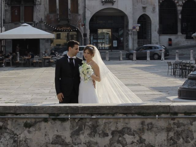 le nozze di Francesca e Flavio