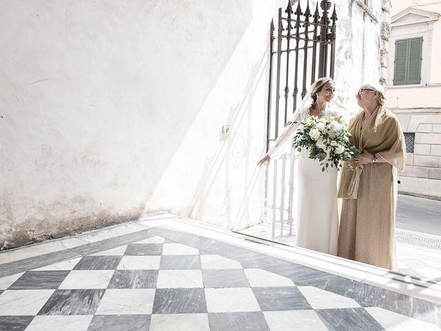 Il matrimonio di Eraldo e Nadja a Pietrasanta, Lucca 20